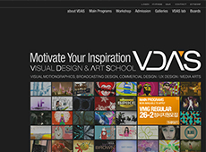 VDAS 2008 website